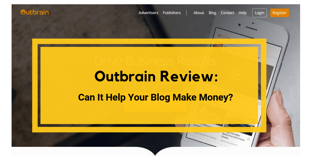 outbrain review