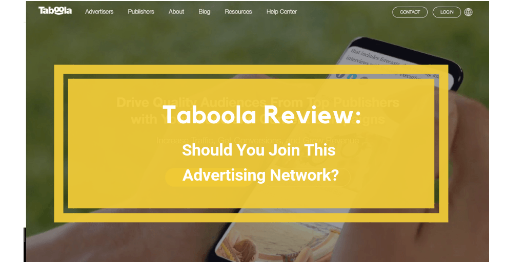 Taboola Review