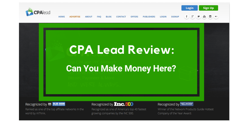 CPA Lead review