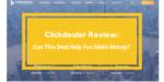 Clickdealer review