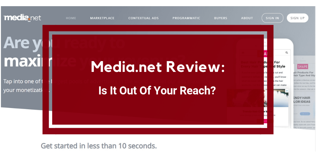 Media-net review