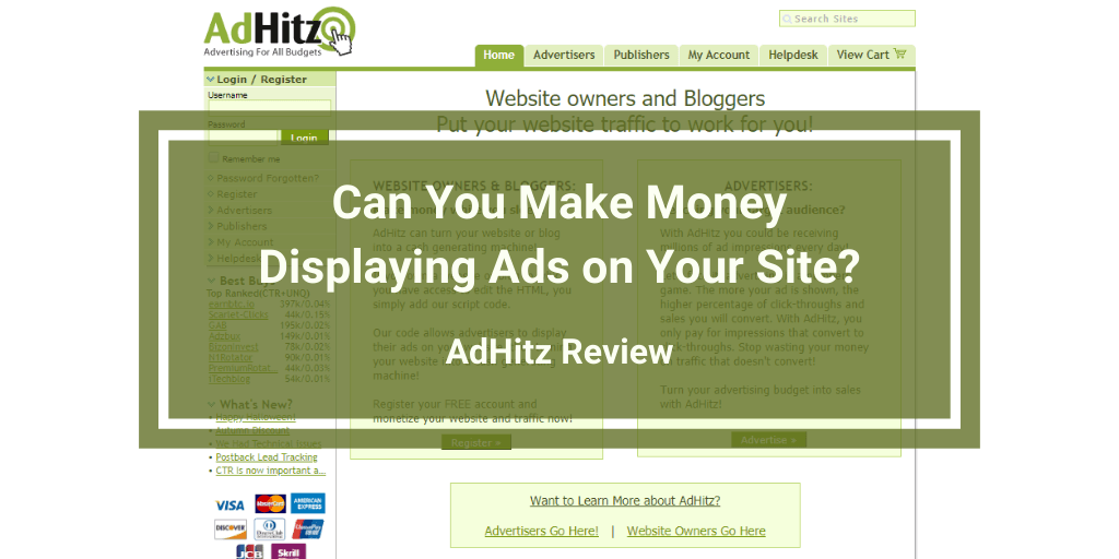 AdHitz Review